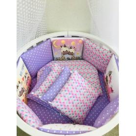 Комплект в кровать «МиМиМишка ТЕДДИ»