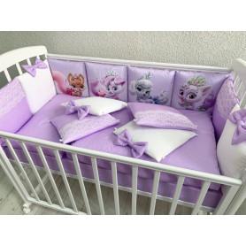 Комбинезон для новорожденного «Кроха» с бантом
