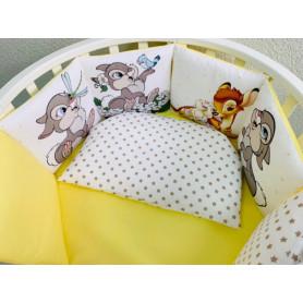 Комплект в кроватку «Сладкой сон»