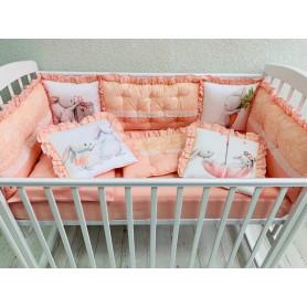 Комплект в кроватку «Гномик»