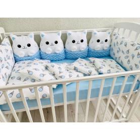 Комбинезон для новорожденного 'АвтоМишка'