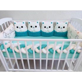 Гнездо для новорожденного 3в1