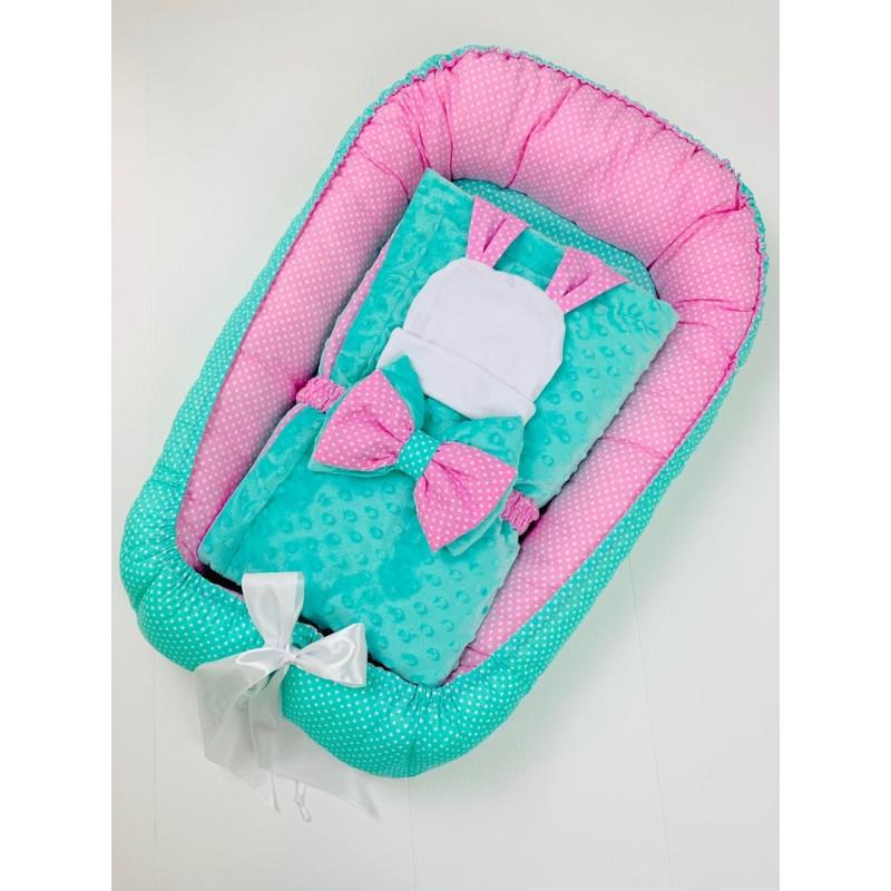 Сумочка для хранения детских принадлежностей 3 Sprouts Серый мышонок